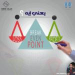 Break Even Point – شرح نقطة التعادل