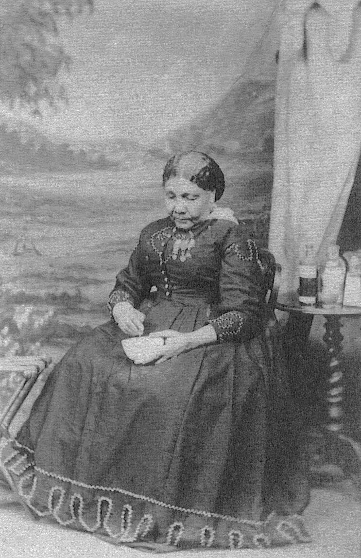 Portrait of Mary Seacole