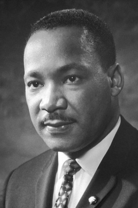 Portrait of Martin Luther King