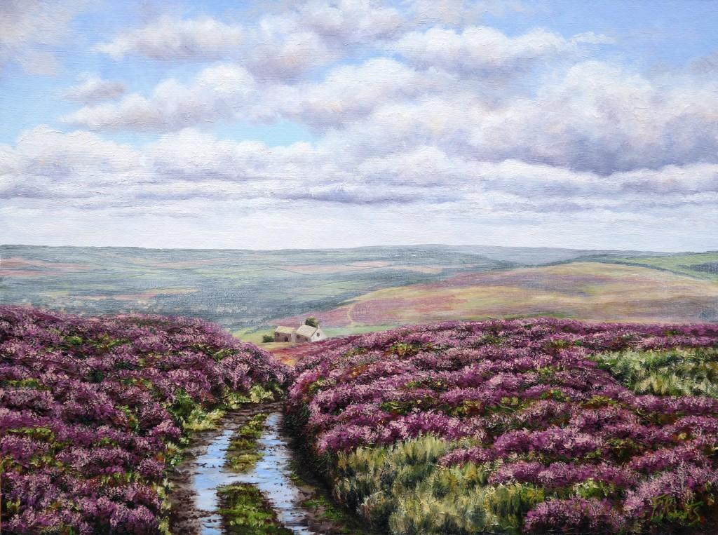 'After the Rain, Haworth'