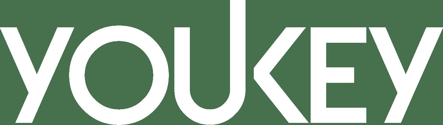Logo Youkey Blanc