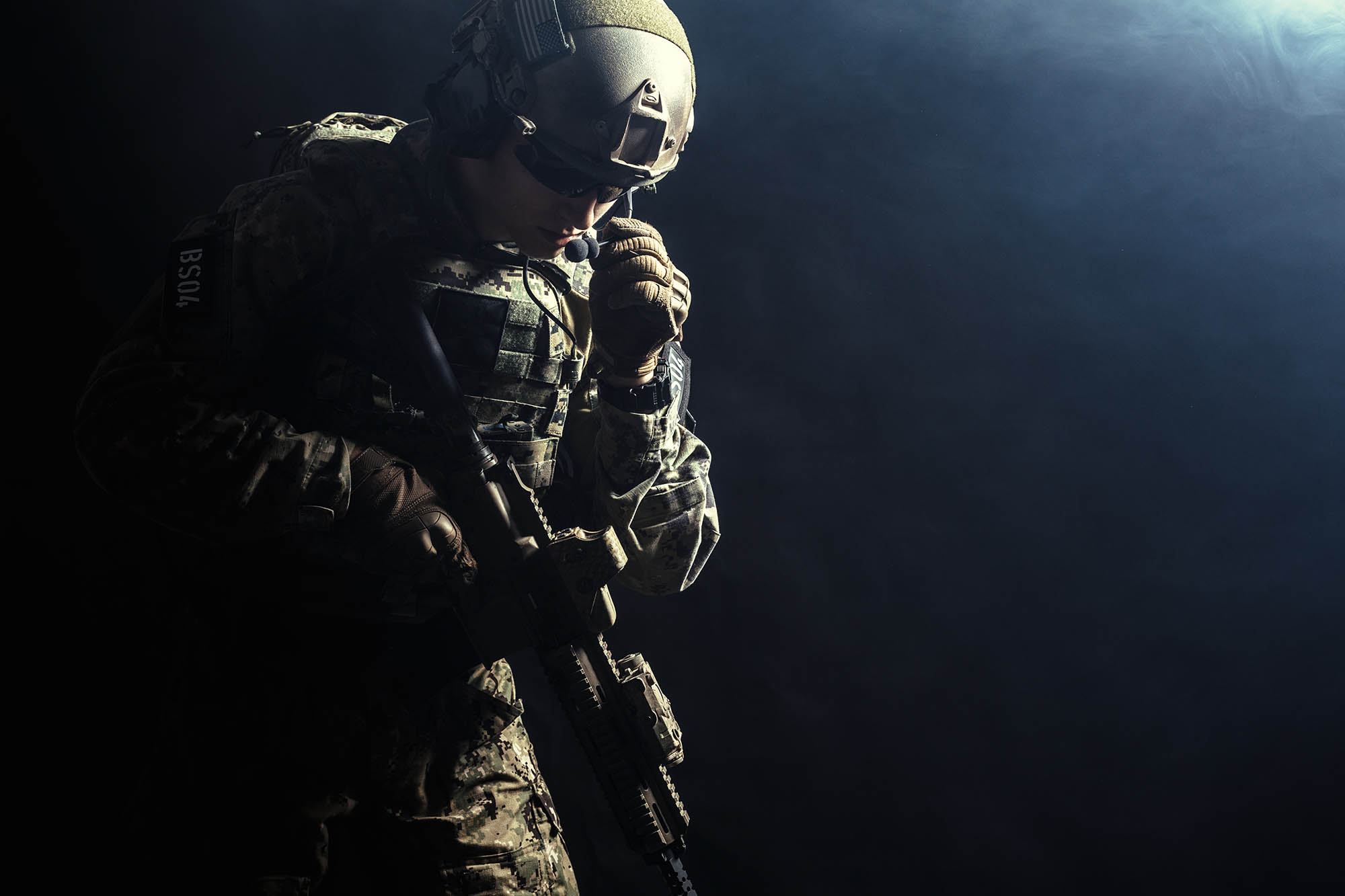 Can the Future Battlefield Overcome Communication Challenges?