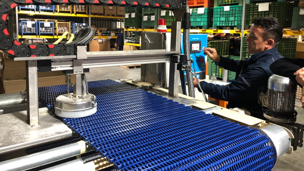 A World First in Industrial Cleaning