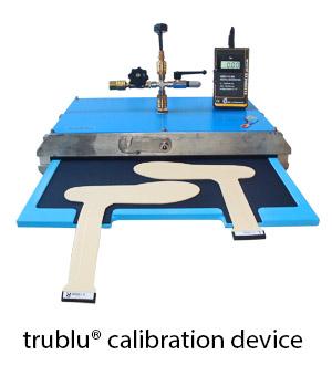 pedar trublu calibration device | pedography | biomechanics | novel.de