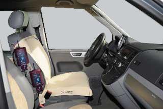 pliance: seat pressure distribution measurement in automotive | novel.de