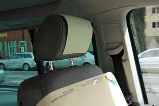 Car seat pressure distribution measurement | novel.de