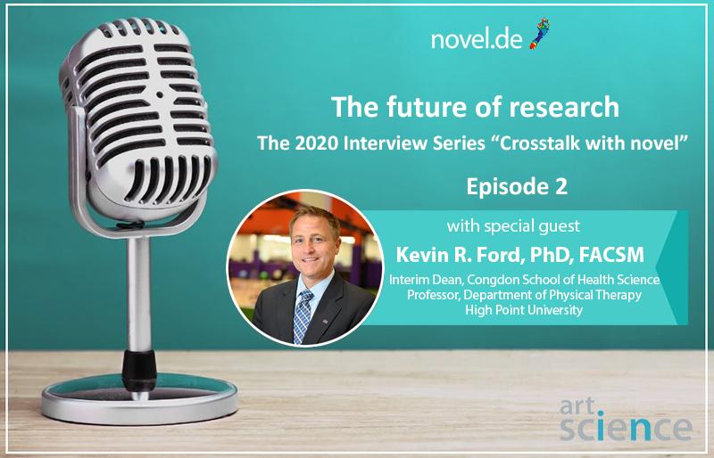 the 2020 novel interview series - Episode 02 - Kevin R. Ford | novel.de