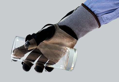 pliance® glove sensor - force measurement | novel.de