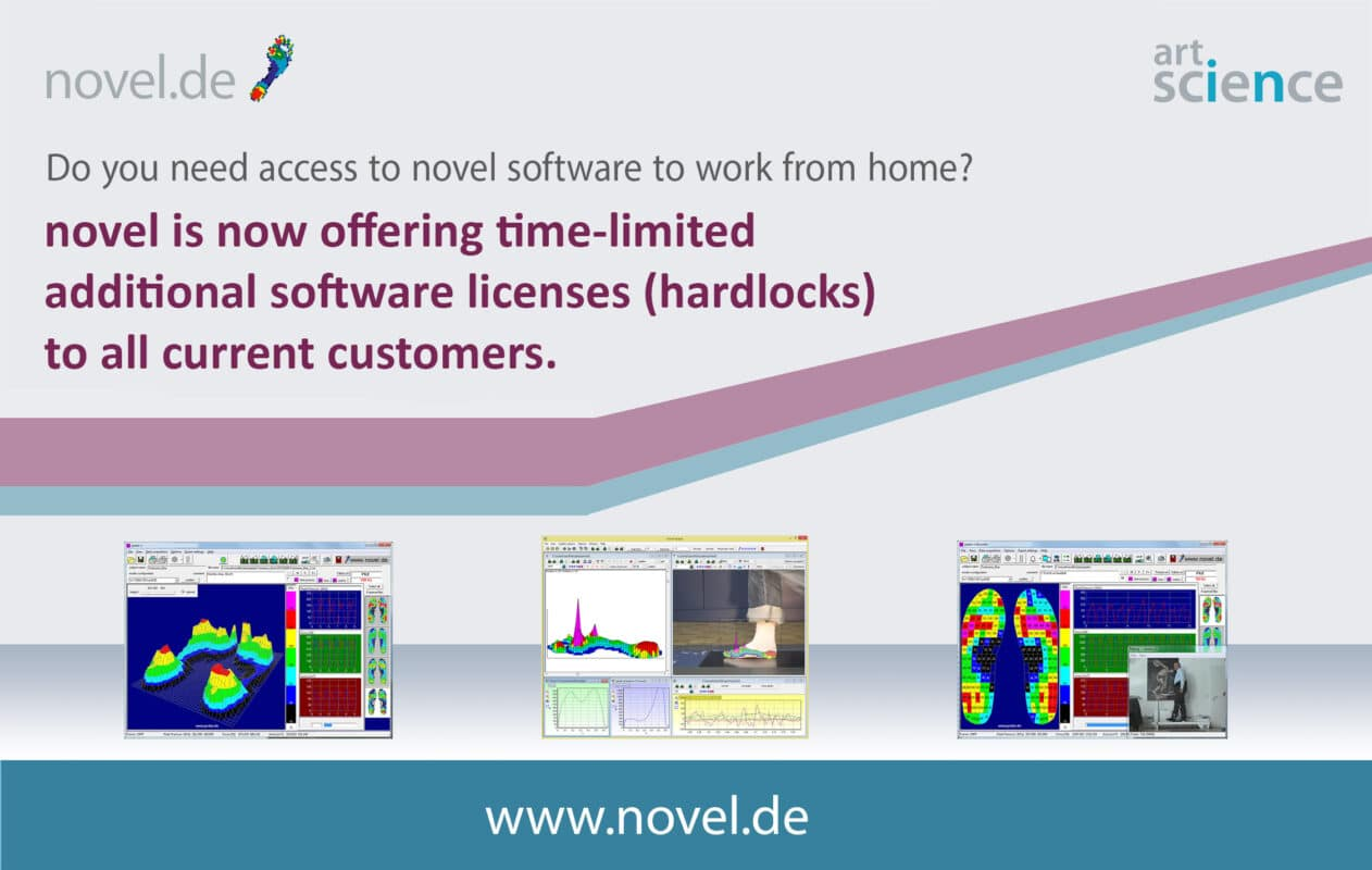 novel software hardlock offer