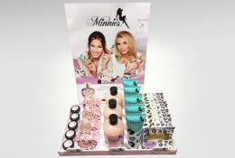 Minnies Counter Stocker & Product Display Unit