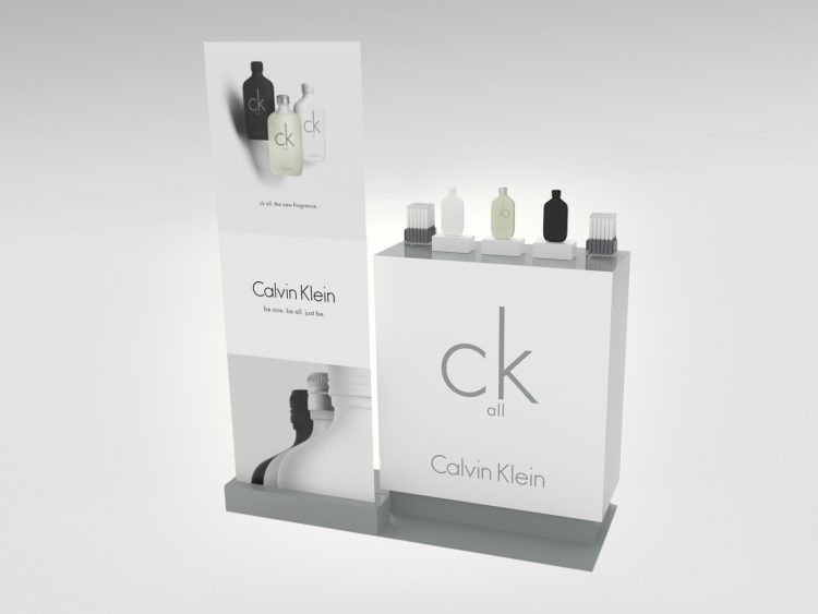 Mini promotional site for CK All, designed by our creative studio and manufactured in-house