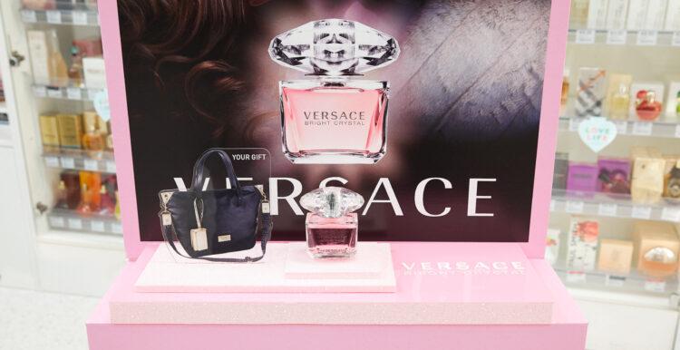 Versace tray