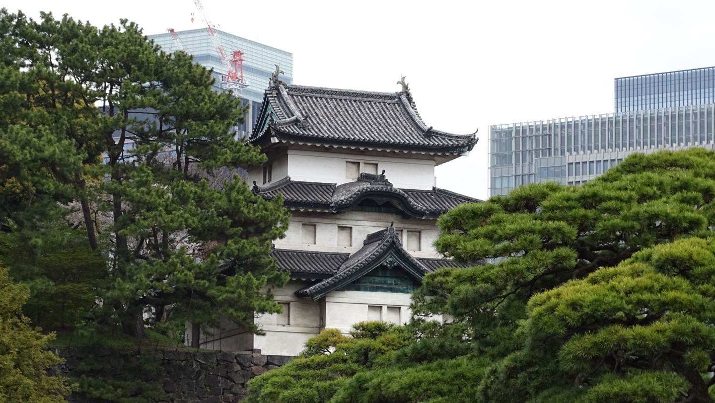 Day 4: The Imperial Palace and Tokyo Skytree