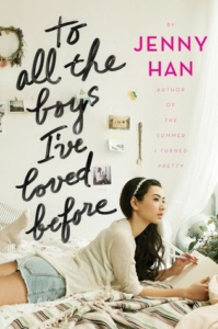 Book Club Review: To All The Boys I've Loved Before by Jenny Han