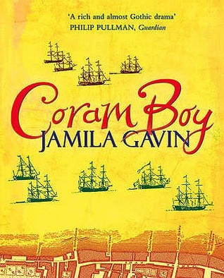 Book Review: Coram Boy