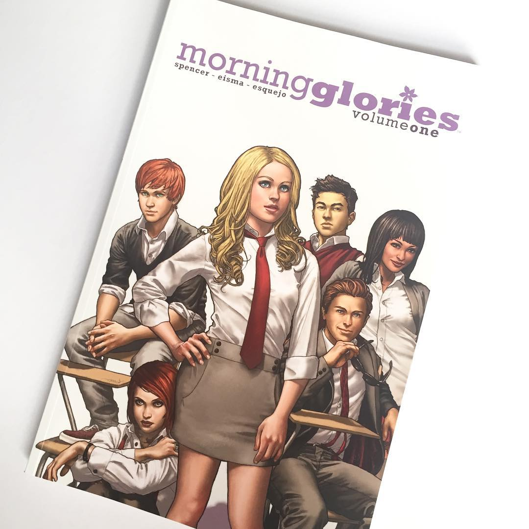 Book Review: Morning Glories, Volume One