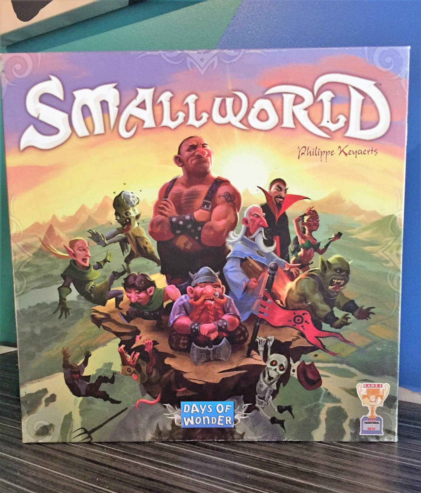 Small World Review