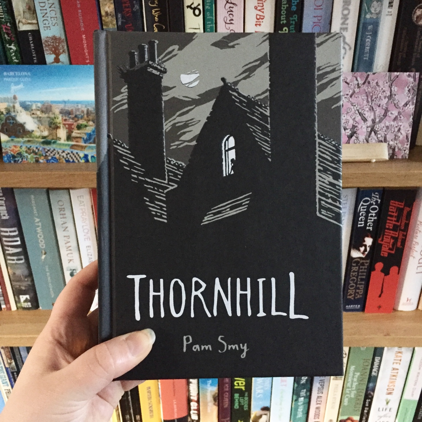 Book Review: Thornhill by Pam Smy