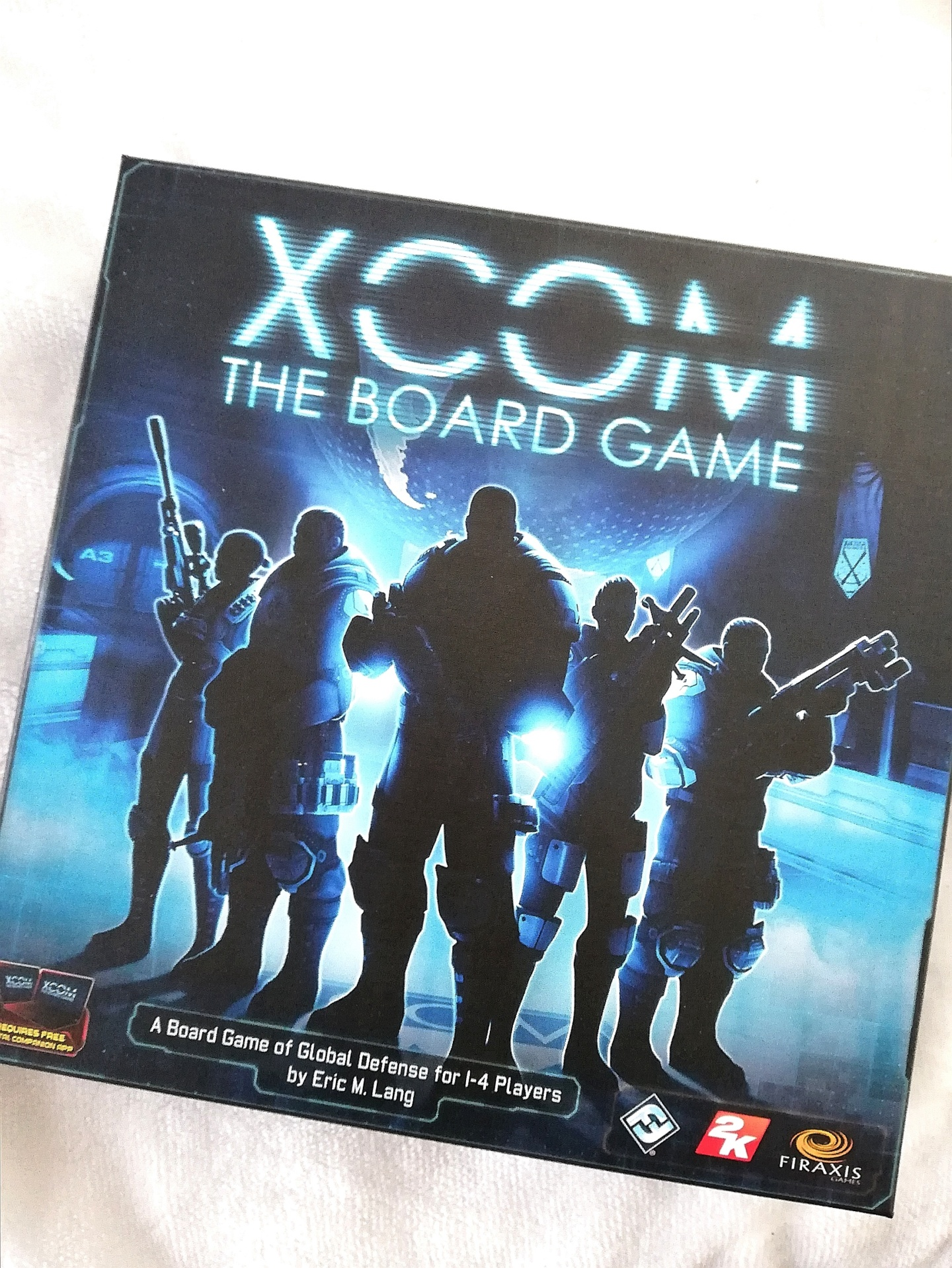 X-COM: The Hardest Board Game I've Ever Played
