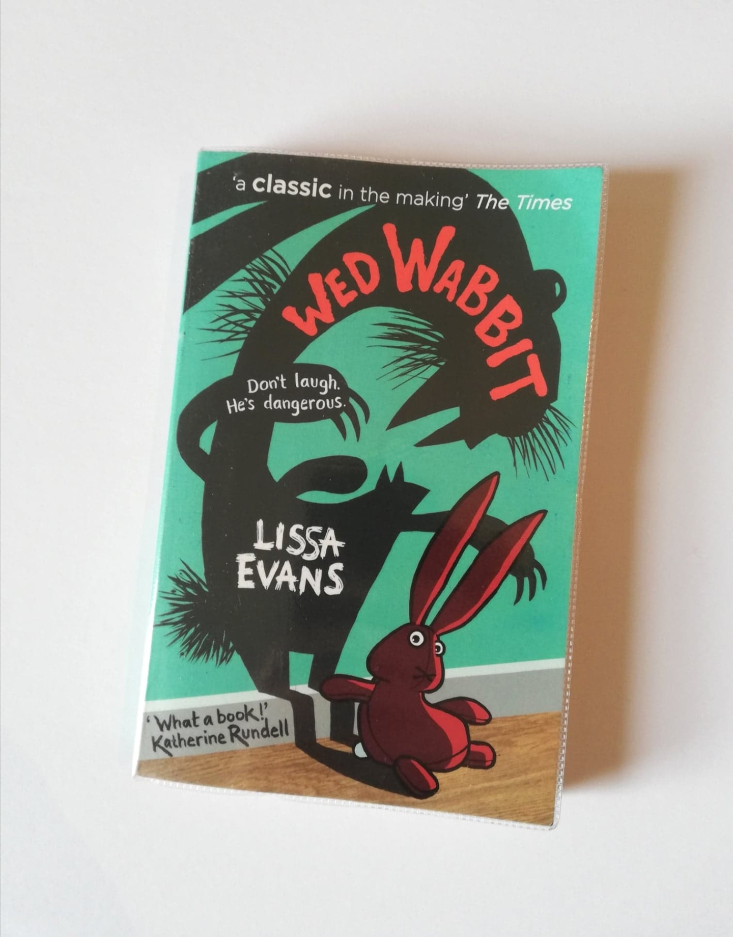 Book Review: Wed Wabbit by Lissa Evans