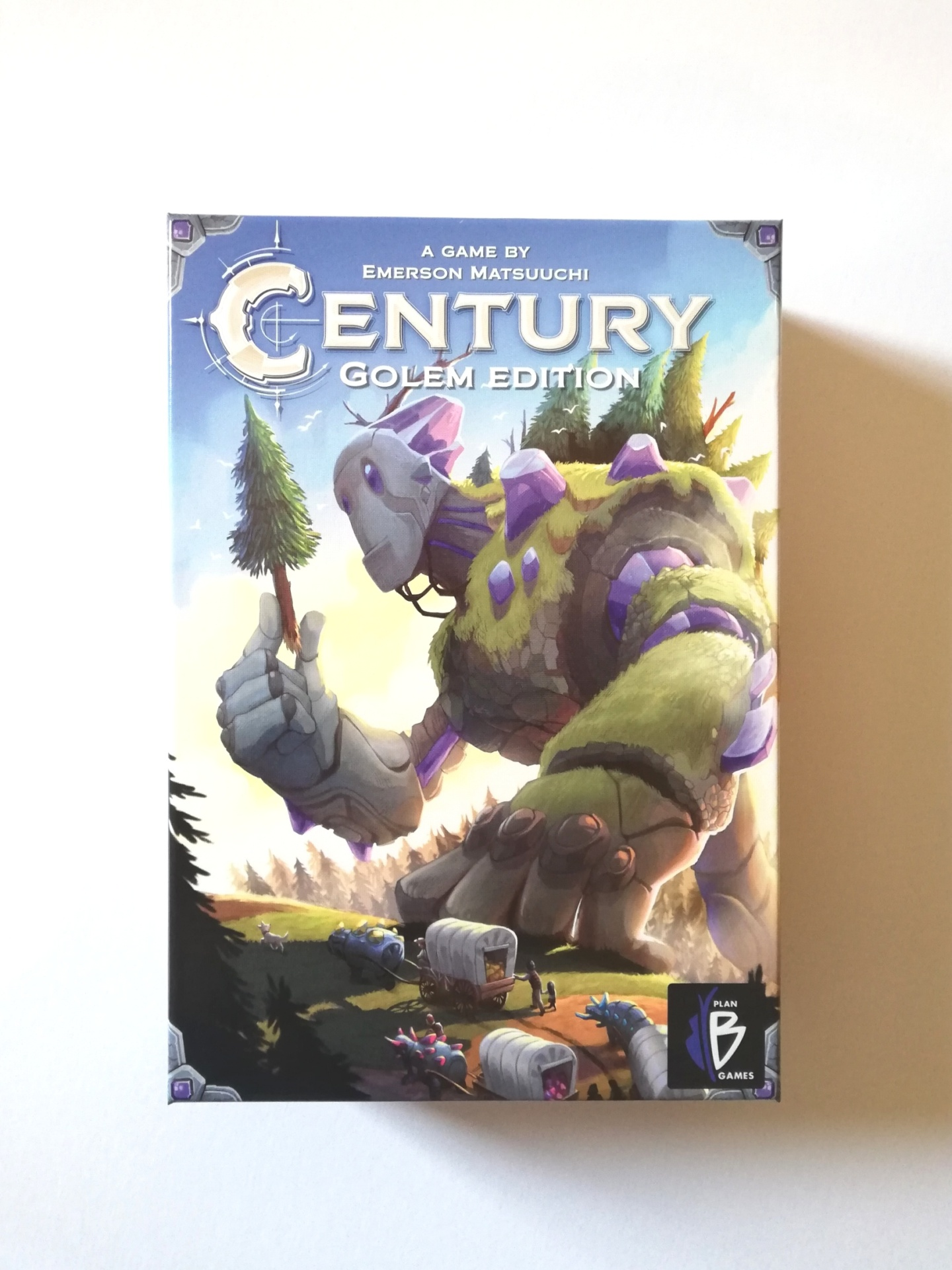 Review: Century: Golem Edition