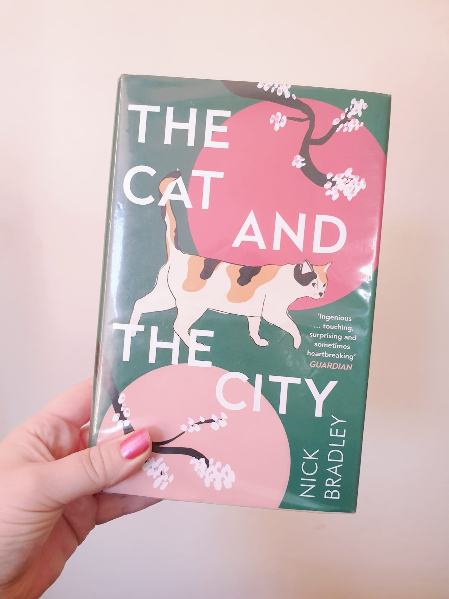 Book Review: The Cat and the City