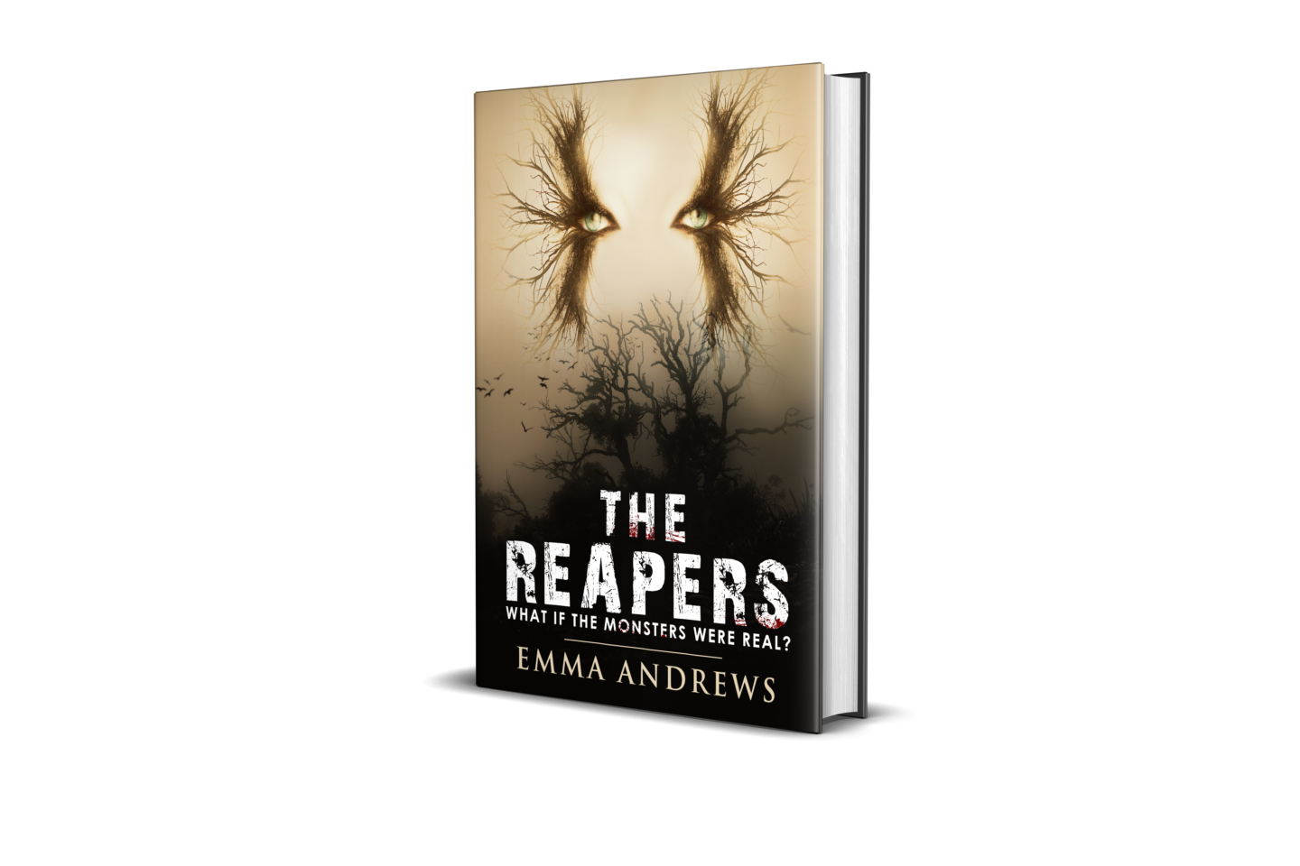 The Reapers… What if the monsters were real?