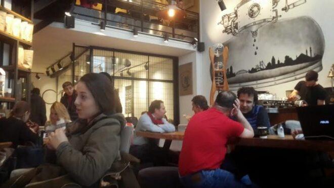 Ministry of coffee topağacı