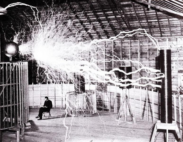 8 inventos descabellados de Nikola Tesla