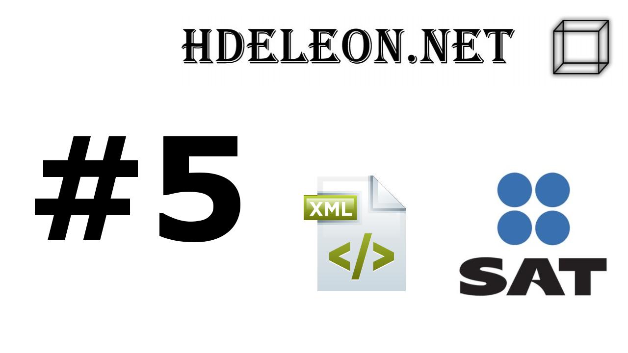 ¿Cómo sellar el XML para cfdi 3.3 facturación electrónica C# .Net? – Sellar con key – SAT #5