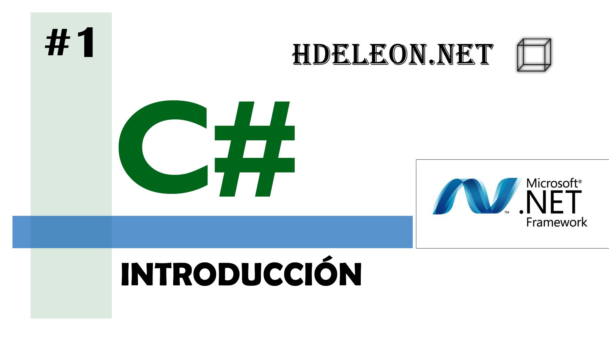 Curso de C# .Net