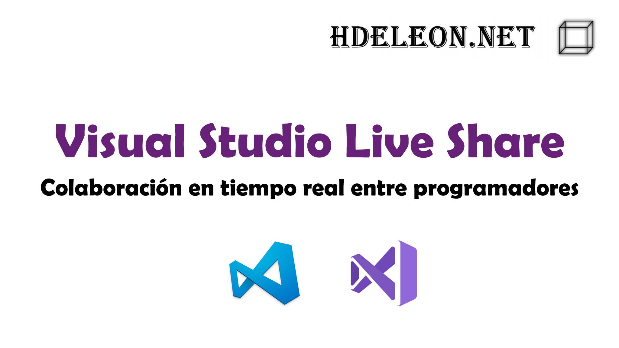 ¿Cómo utilizar Live Share Visual Studio? Colaboración en tiempo real entre programadores