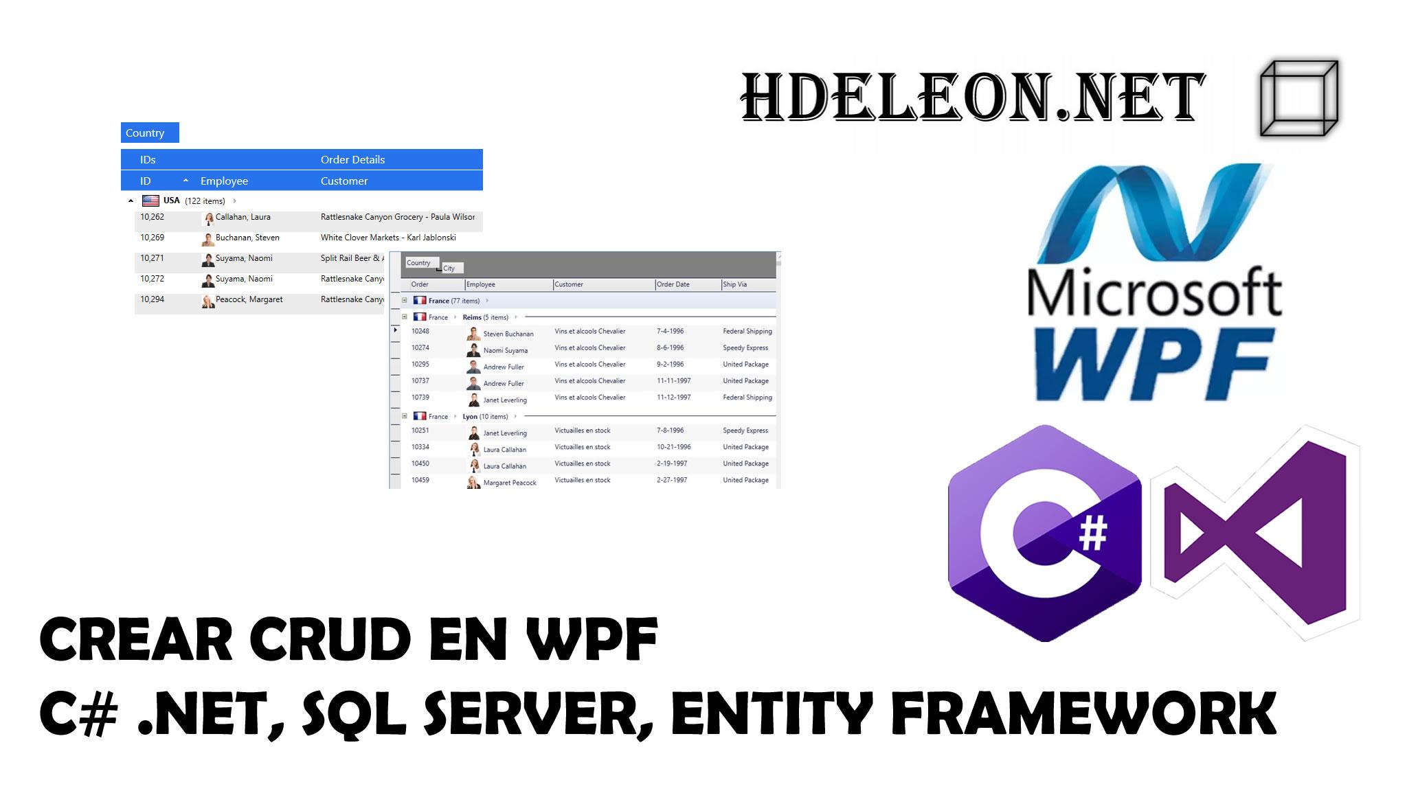 Mostrar imágenes en un DataGrid de Windows Presentation Foundation