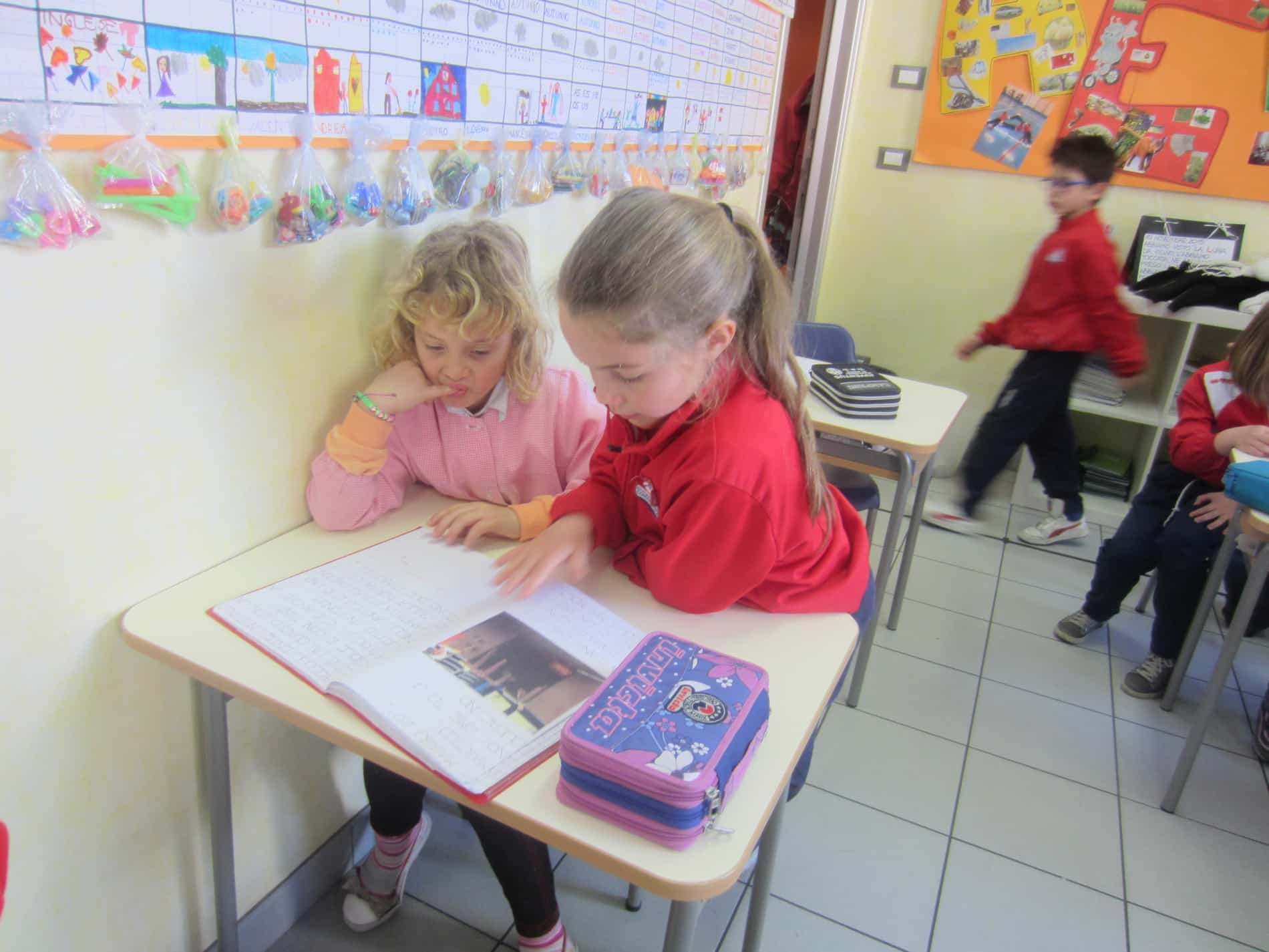 Raccordo infanzia-primaria
