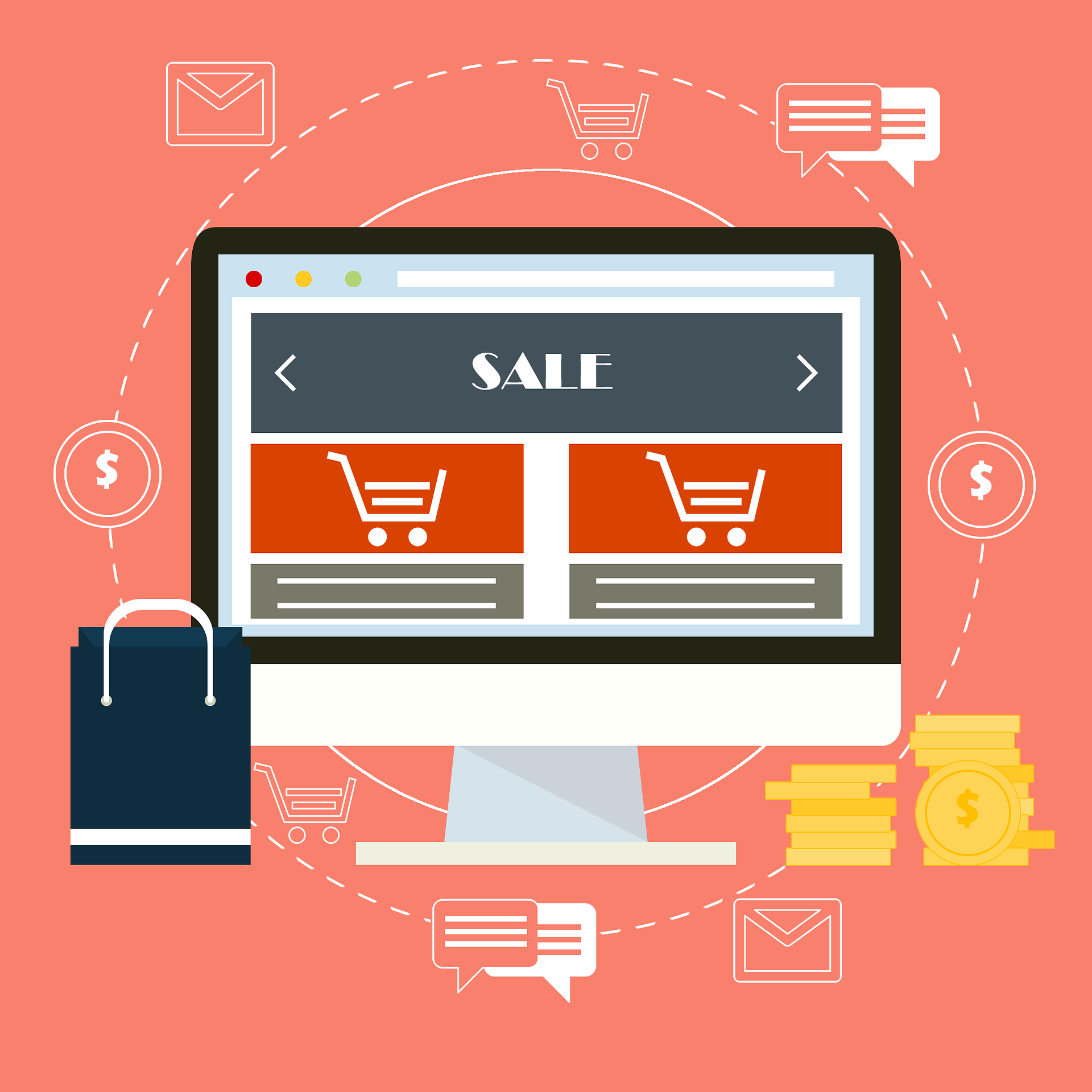 E-Ticaret Siteleri İçin Satış Arttırma Stratejileri