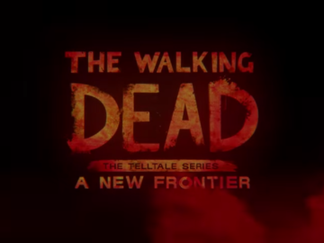 The Walking Dead: The New Frontier Title