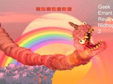 Nidhogg 2 Review Title