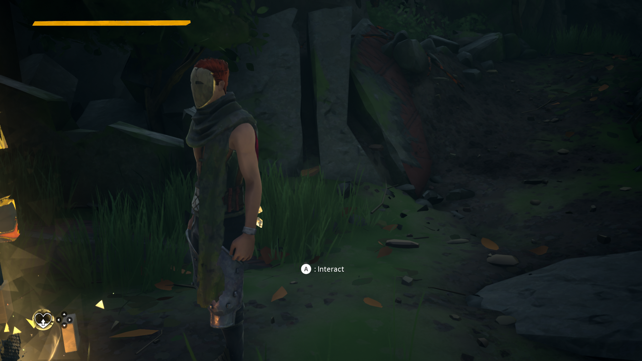 Absolver Fancy Scarf
