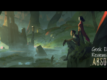 Absolver Title Card