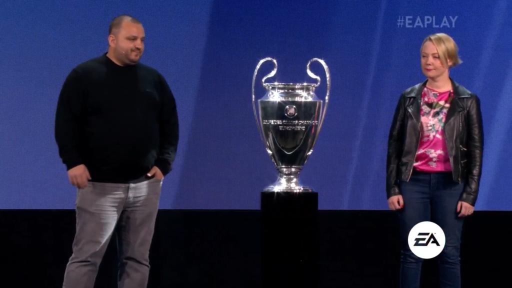 EA Conference 2018 Champions Leage
