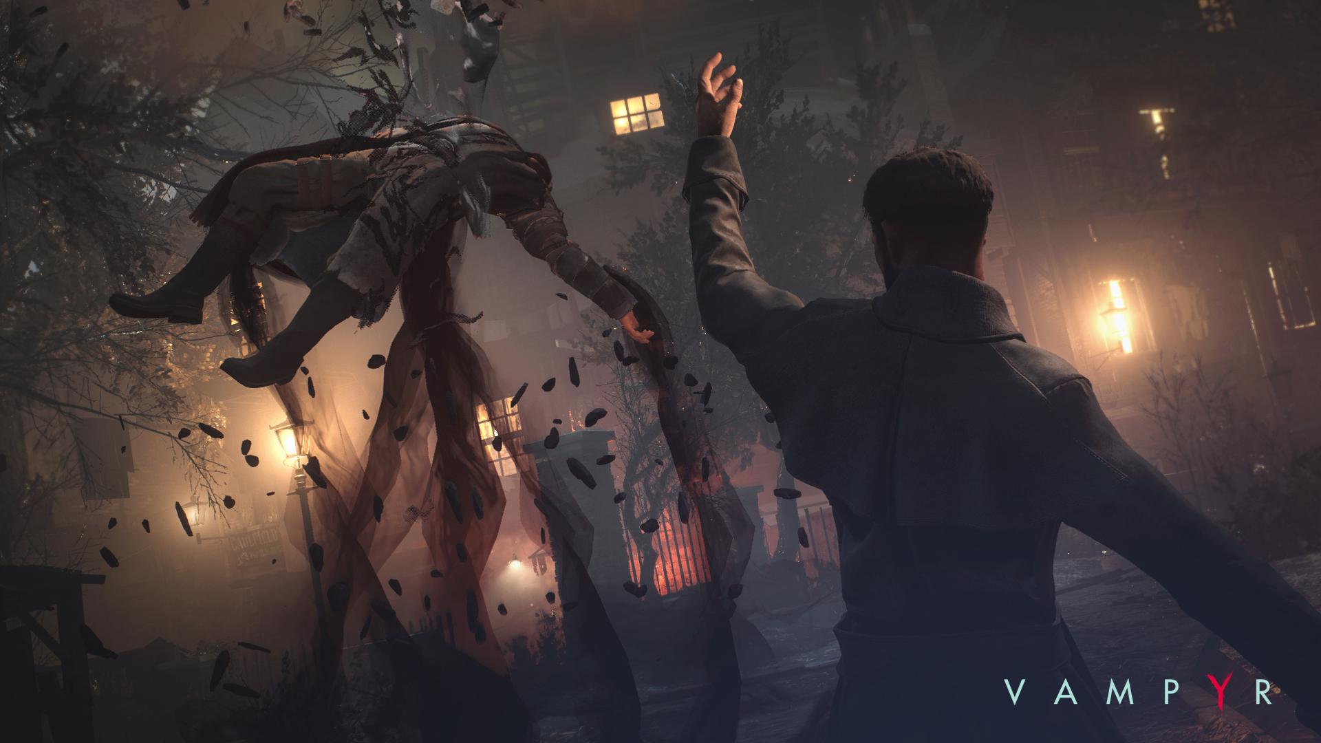 Vampyr Combat