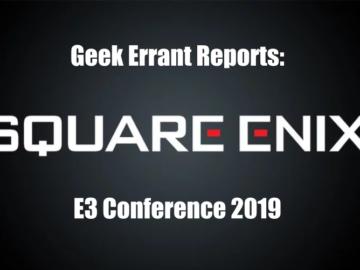 Square Enix E3 2019 Title