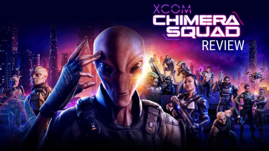 Final Chimera Squad Title