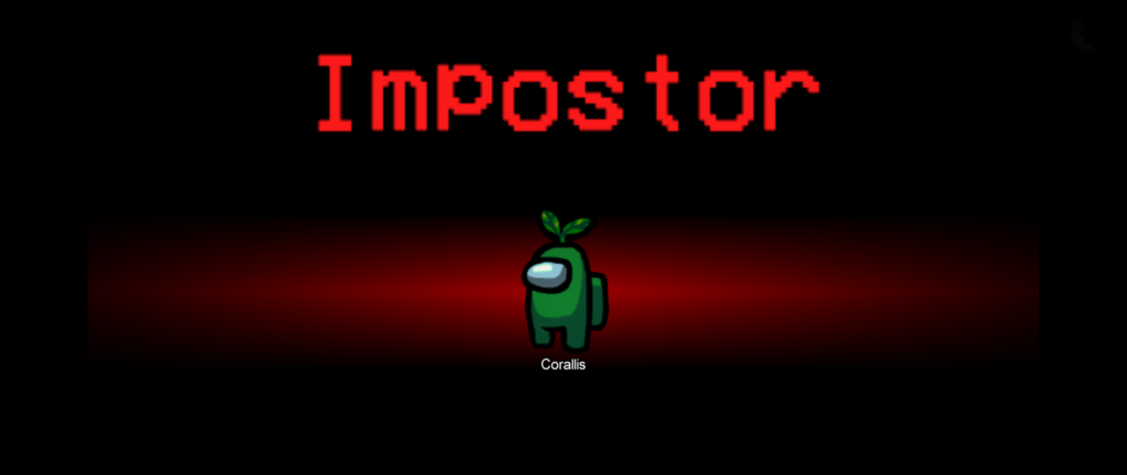 Among Us Imposter