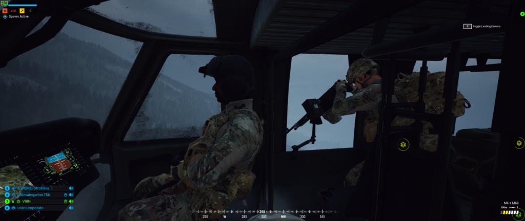 Squad Chopper