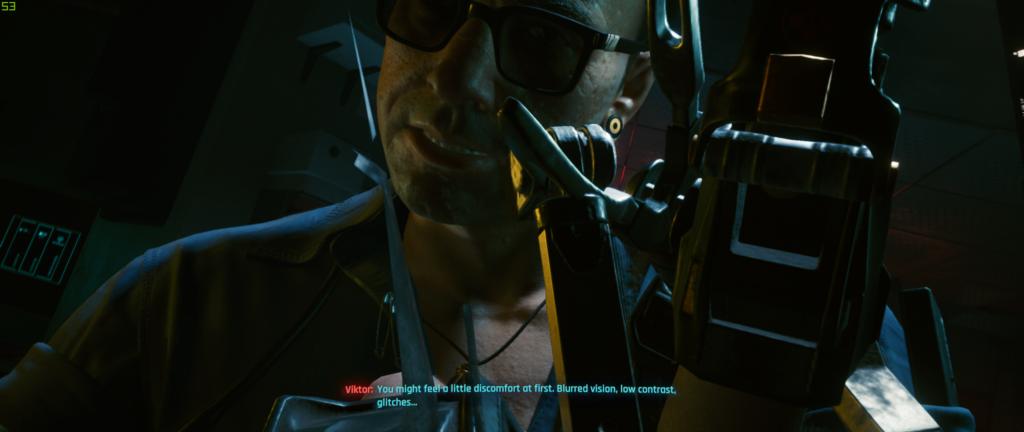 Cyberpunk Vik