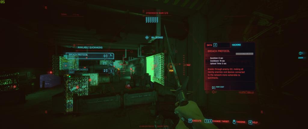 Cyberpunk Hacking