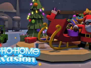 Ho-Ho-Home Invasion - title