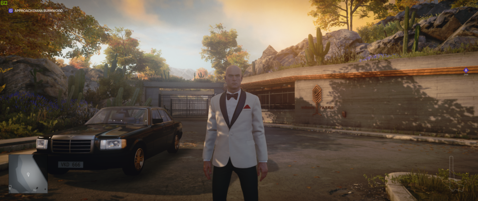 Hitman 3 Bond