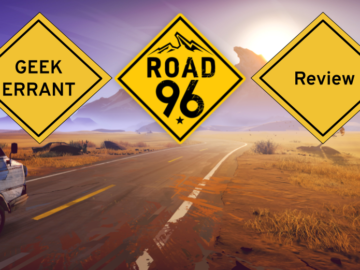 Road 96 Title